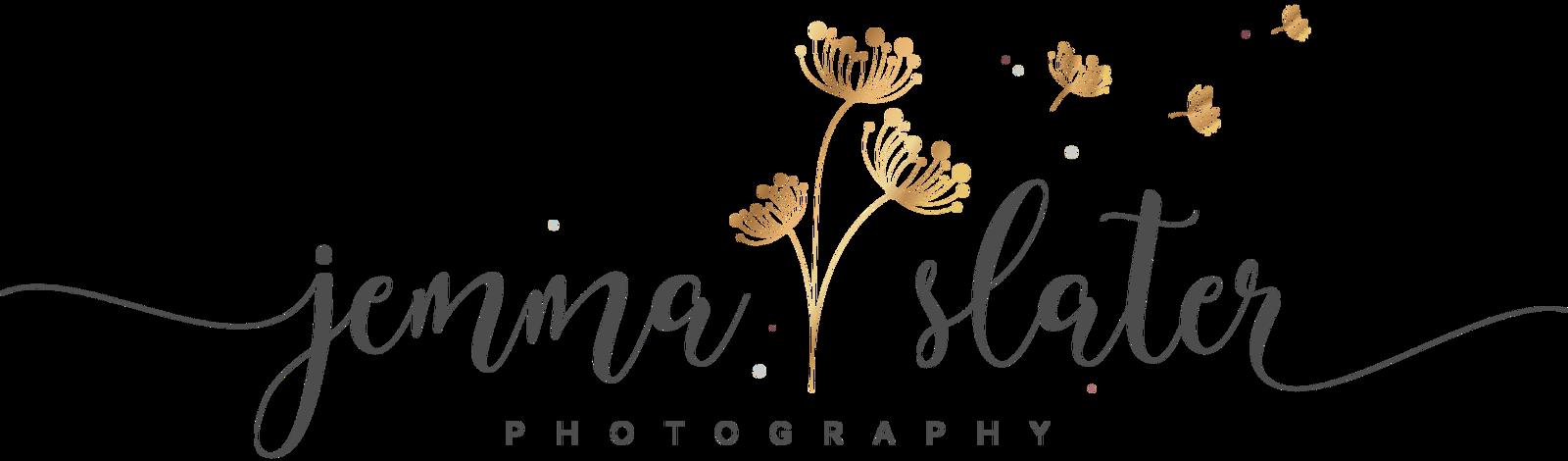 Jemma Slater Photography Logo